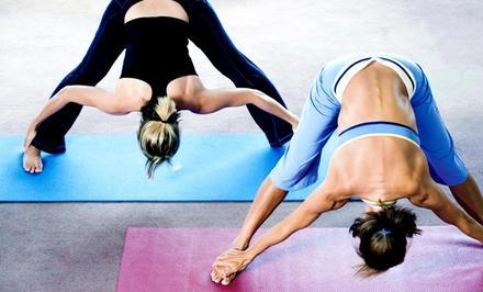 Soulstice Yoga & Fitness