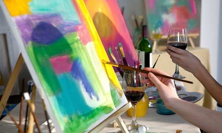 Let's Gogh Art