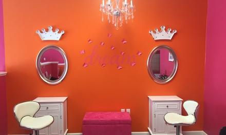 Color Me Pink Party Palace