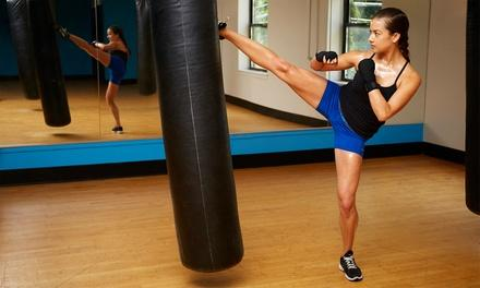 Crosscut Ko Boxing