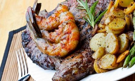 Ceviche Peruvian Seafood & Stk