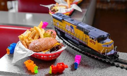2Toots Train Whistle Grill