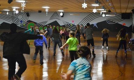 Coachlite Roller Skate Ctr