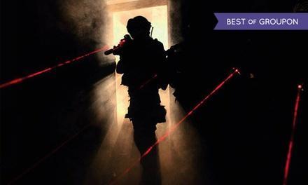 iCombat Tactical Laser Tag