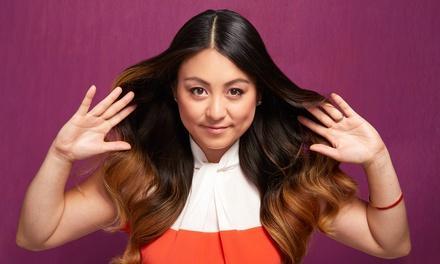 Erica Ortega at Hair Ninja