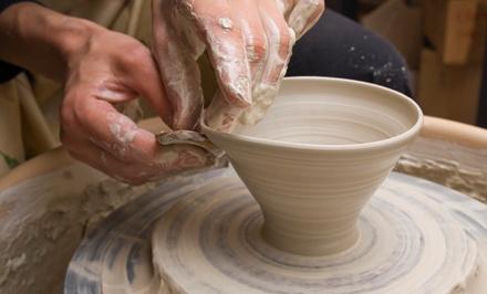 Pottery Plus Fired Art Studio