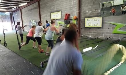 Squad Fitness