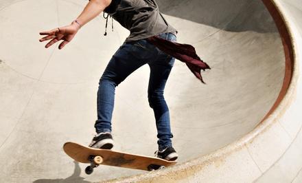 Skate Shop At Kona Park