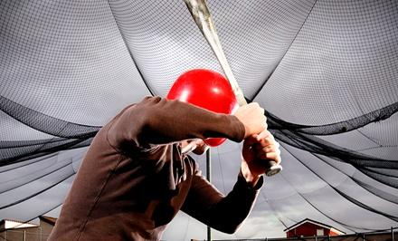 Swing Away Batting Cages