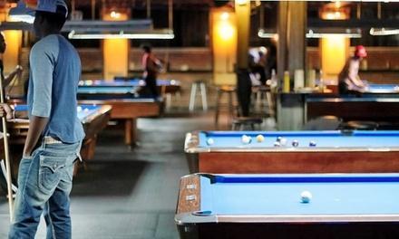 Raxx Pool Room, Sports Bar & Grill