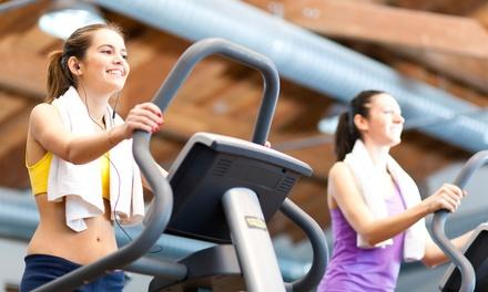 Total Woman Gym + Spa