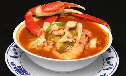 El Oasis Seafood