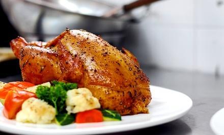 Tigeorges' Chicken