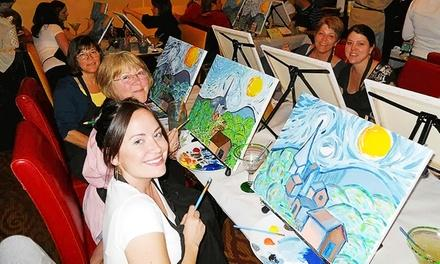 Wine And Canvas Baltimore