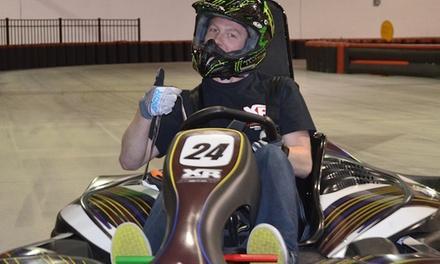 XhilaRacing - Electric Go Karting