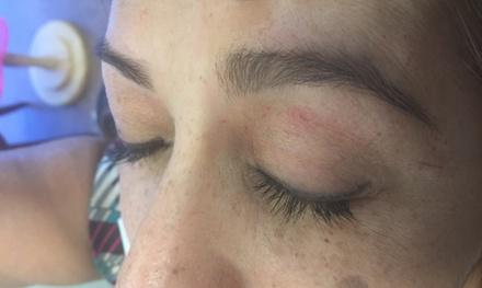 Indian eyebrows threading unique Indian boutique