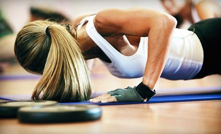 Allen Branch's Fitness One Training Systems