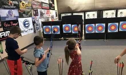 Wasting Arrows Indoor Archery