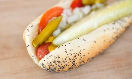 Parker Hot Dog of Santa Cruz