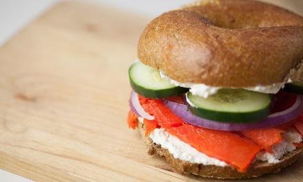 New York Bagels & Cafe