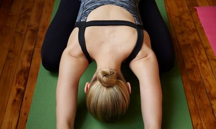 Seattle Yoga Lounge
