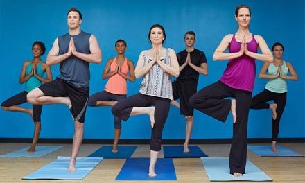 Halo Hot Yoga