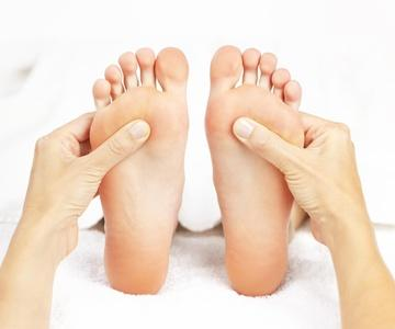 Foot Retreat Massage