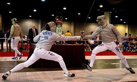 Sabre Outreach Network Inc. DuelLIFE Olympic Fencing Center