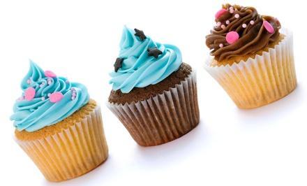 Royalty Cupcakes