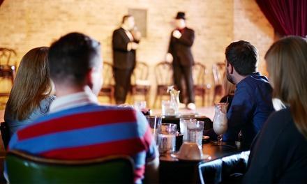 Mystery Cafe