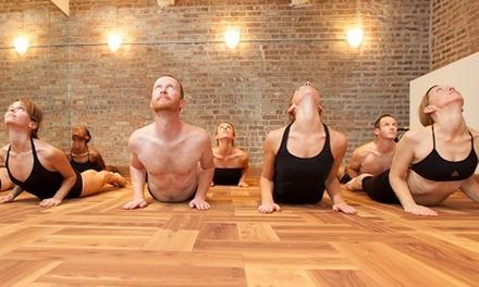 105F - Chicago's Original Hot Yoga