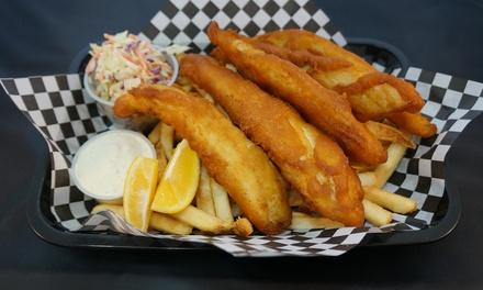 Off the Hook Fish N Chips