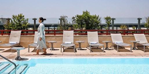 Spa InterContinental at the InterContinental Los Angeles Century City