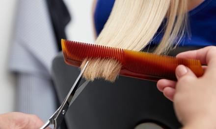 Sandra at Cheveux Salon