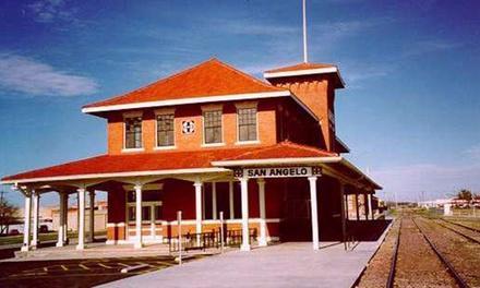 Railway Museum of San Angelo