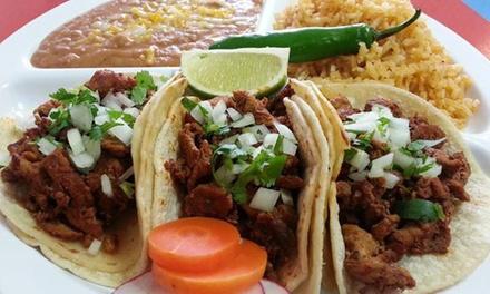 Royal Taco Real Mexican Food