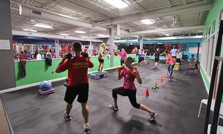 Transform U Fitness
