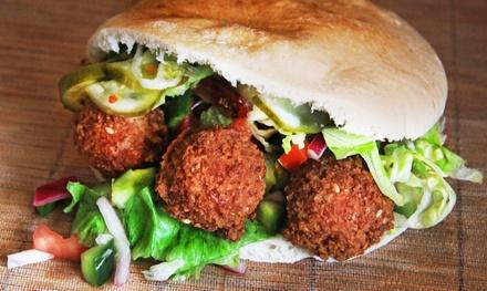 Amer's Falafel Glatt Kosher