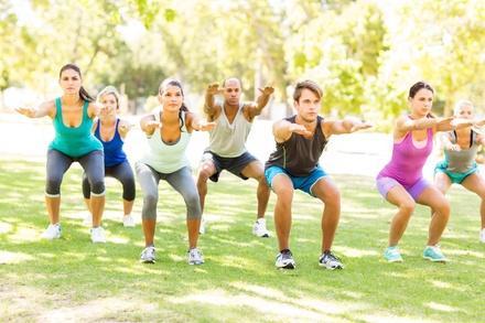 ReBoot Camp Fitness & Health