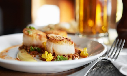 Gourmet Seafood & Grill