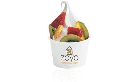 Zoyo Neighborhood Yogurt