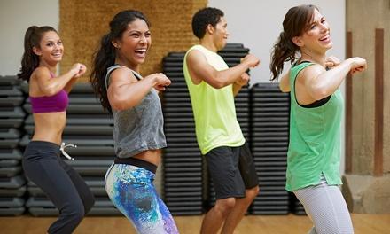 Zumba Fitness with Ali