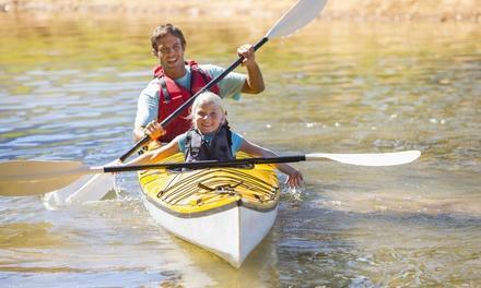 Discover Kayak