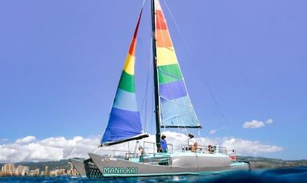 ManaKai Catamaran