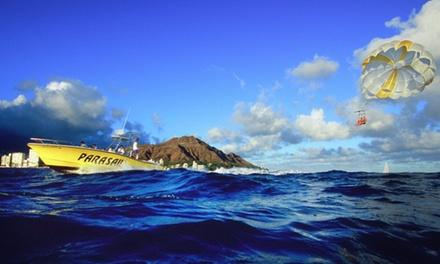 Diamond Head Parasail