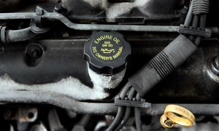 Auto-Lab Complete Car Care Ctr