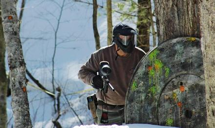 Friendly Fire Paintball
