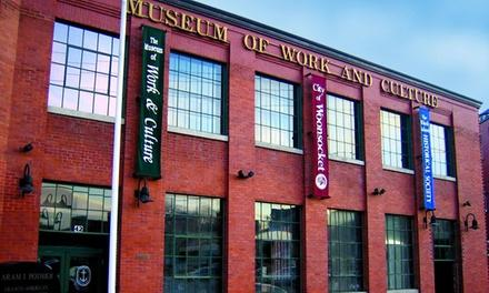 Museum of Work & Culture