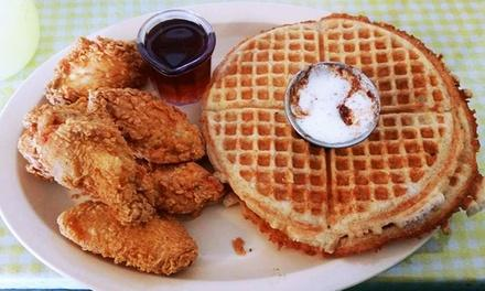 Franks Famous Chicken & Waffles
