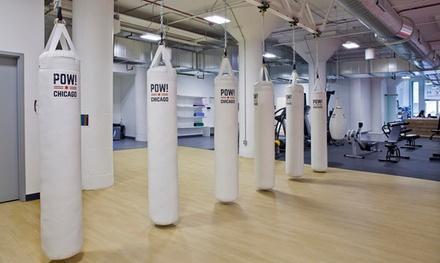 POW! Gym Chicago